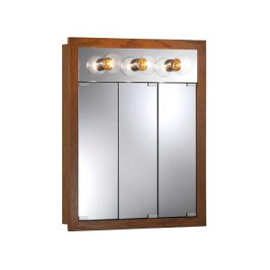 lowes medicine cabinets with lights granville 24 in w x 30 in h x 4 3 4 in d framed surface 22918