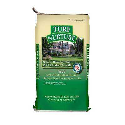25 lbs. Natural Base Fertilizer