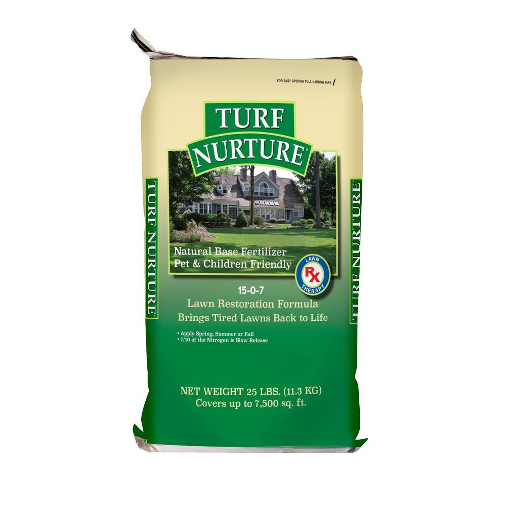 25 lbs  Natural Base Fertilizer