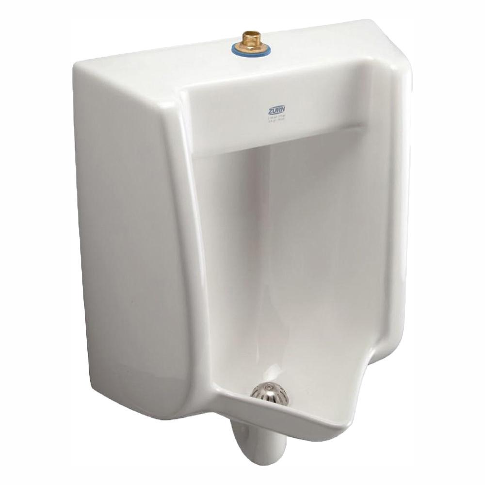 Zurn Omni-Flow 0.125 GPF to 1.0 GPF Urinal in White