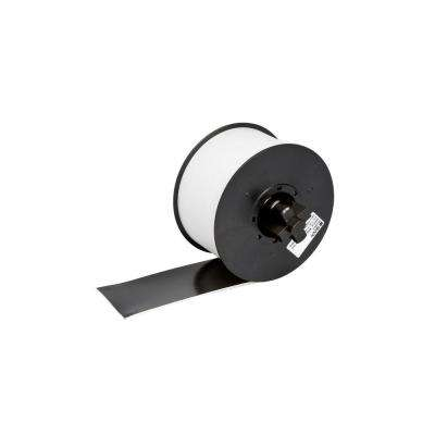 MiniMark Industrial Printer General Purpose 4 in. x 110 ft. Vinyl Black Tape