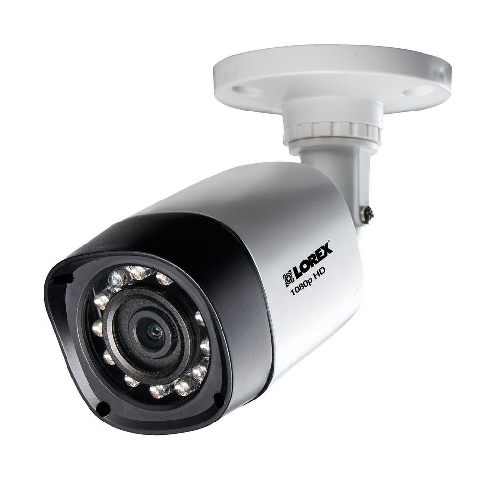 1080p High Definition Indoor or Outdoor Wired Standard Surveillance Camera DVR
