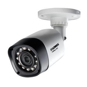 lorex 1080p high definition indoor or outdoor wired