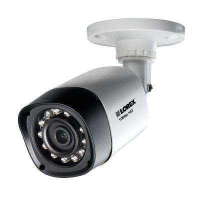 1,080p High Definition Indoor/Outdoor Wired Camera for 720p/1,080p DVR Security Systems