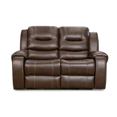 Clark Umber Double Reclining Loveseat