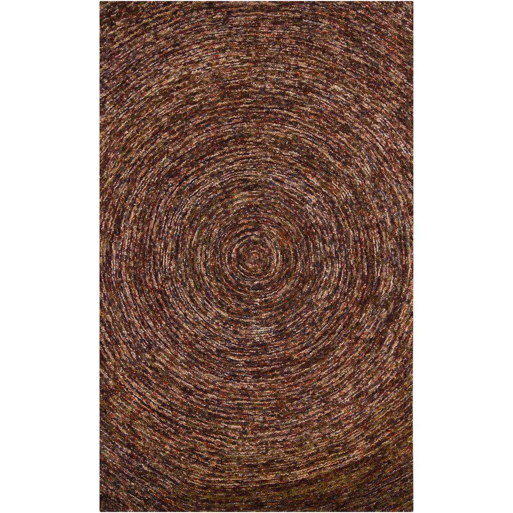 Chandra Galaxy Multicolor 5 ft. x 7 ft. 6 in. Indoor Area Rug