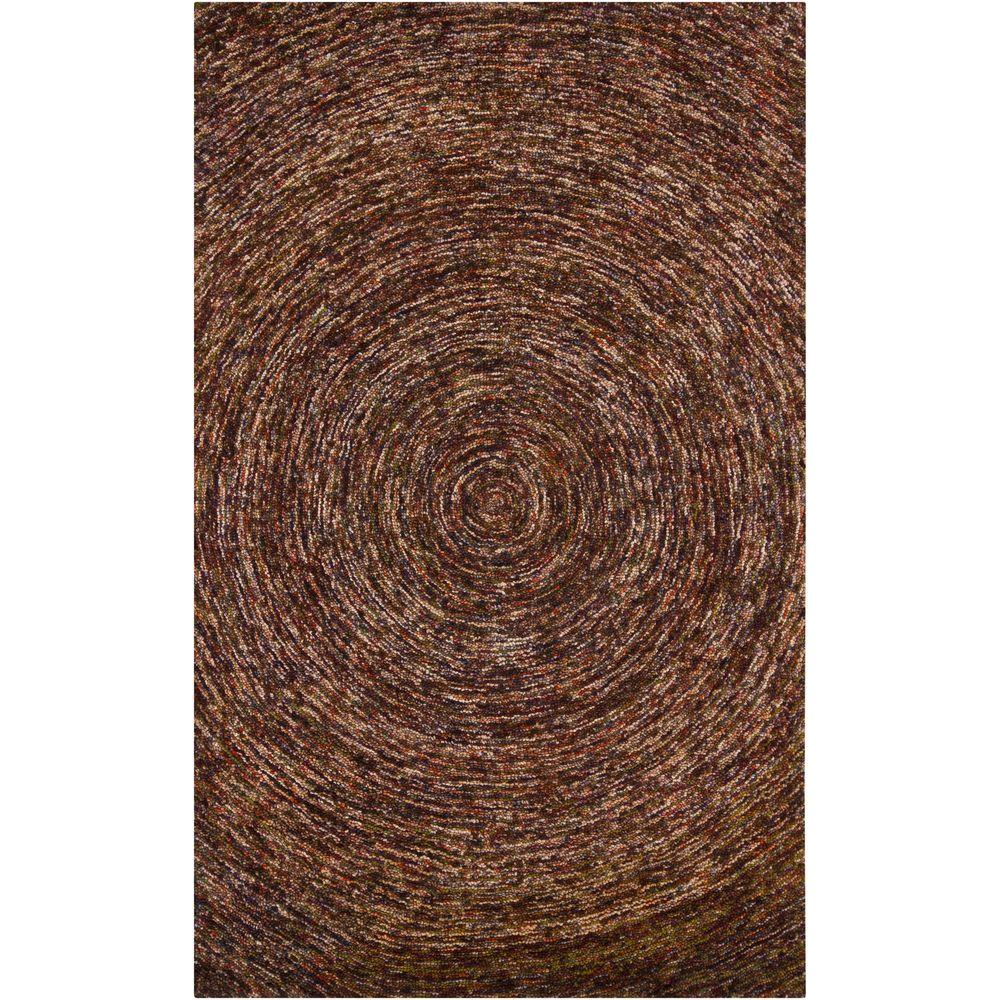 Chandra Galaxy Multicolor 7 ft. 9 in. x 10 ft. 6 in. Indoor Area Rug