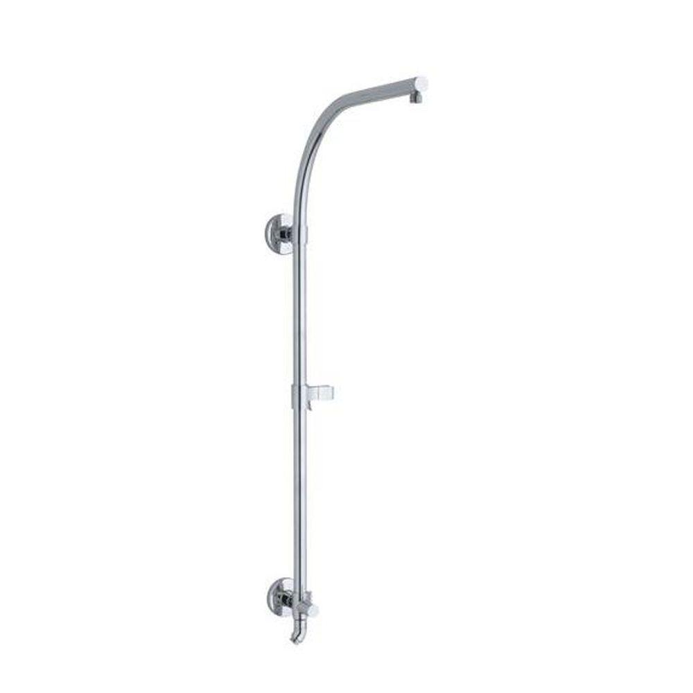 KOHLER HydroRail Bath/Shower Column for Arched Shower Arm in Polished Chrome