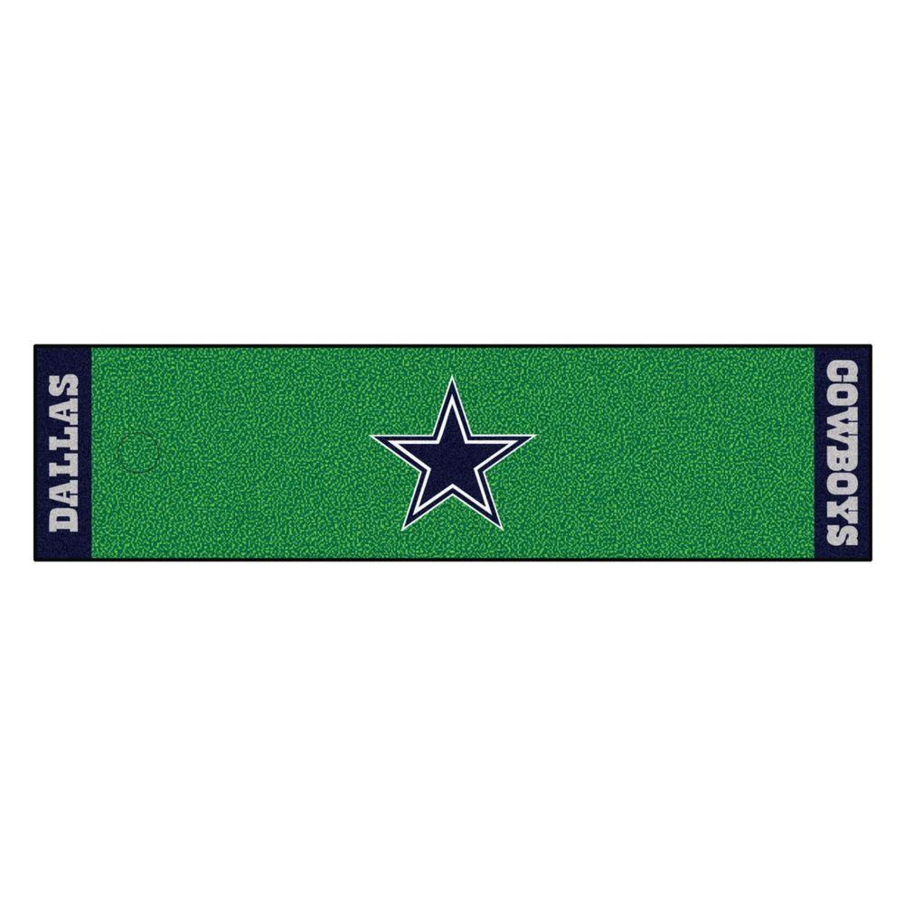Fanmats Nfl Dallas Cowboys 1 Ft 6 In X 6 Ft Indoor 1