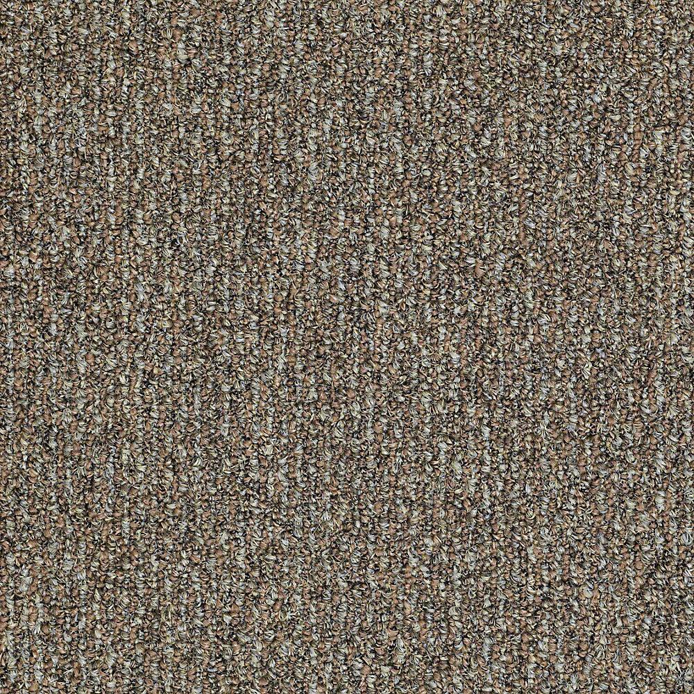 Carpet Sample - Fallbrook - In Color Beechnut 8 in. x 8 in.