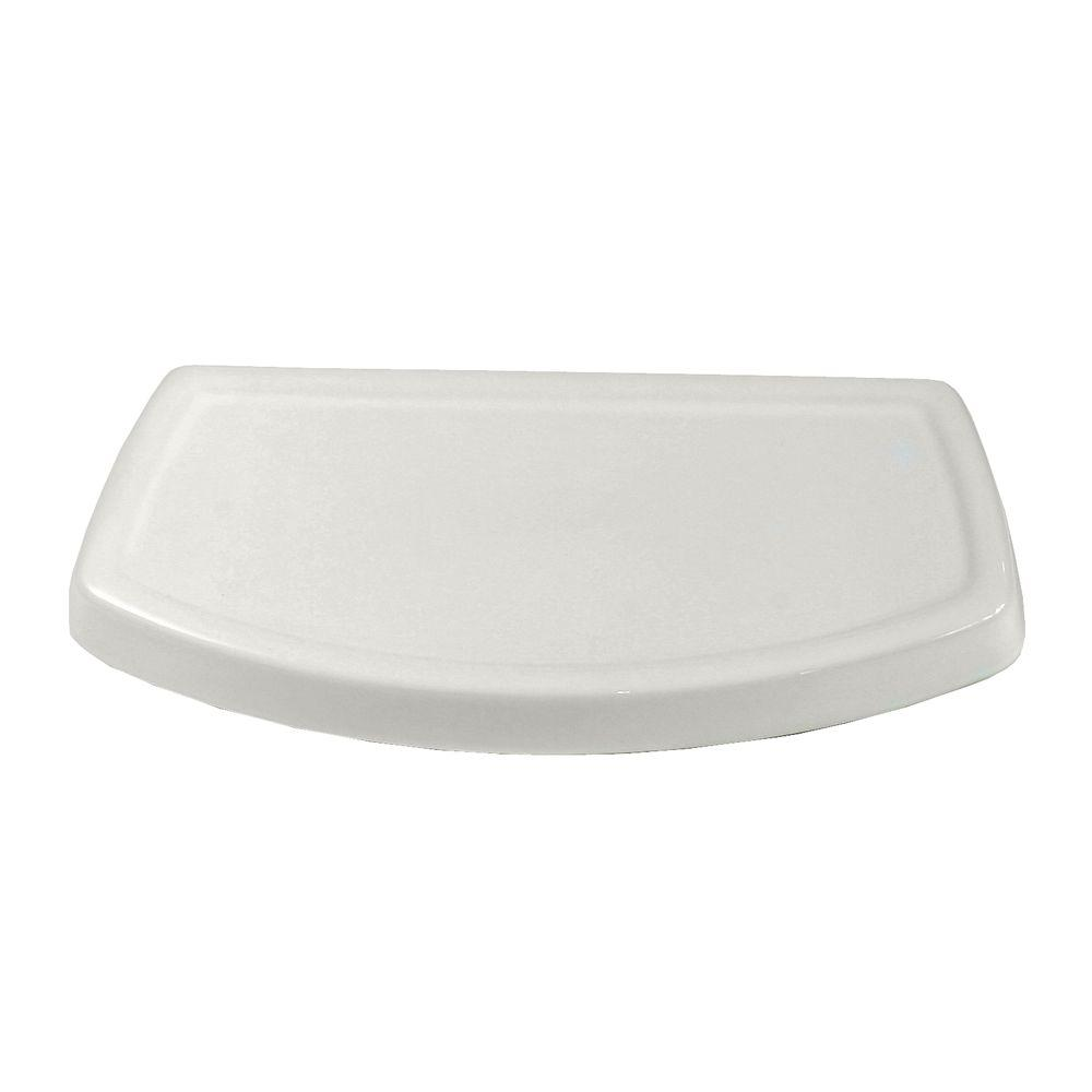 Cadet Toilet Tank Cover in White