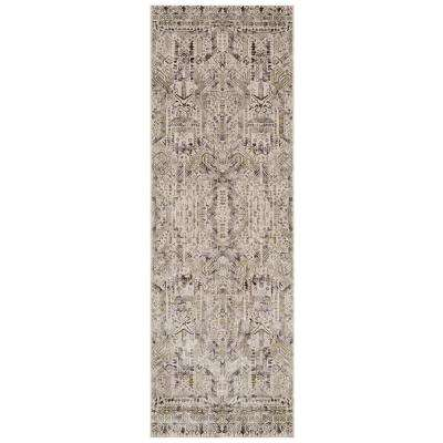 Camilla Gold 2 ft. 6 in. x 8 in. Runner Area Rug