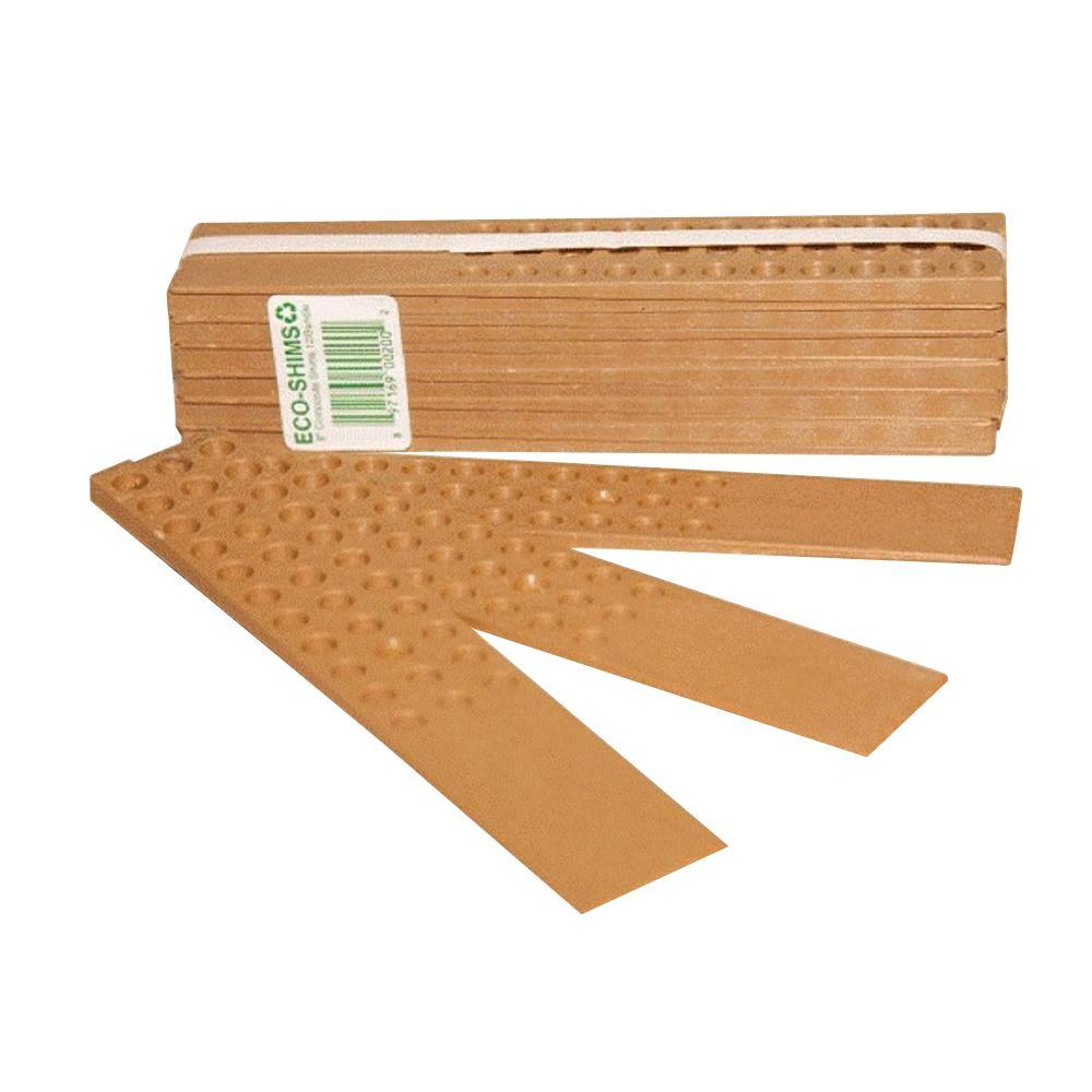 8 In Wood Composite Eco Shim 12 Bundle Shimc8 The