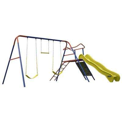 Climb and Slide 5 ft. Playset