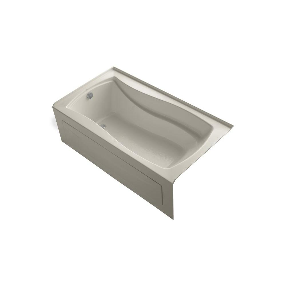 Kohler Mariposa Vibracoustic 5 5 Ft Rectangle Left Drain