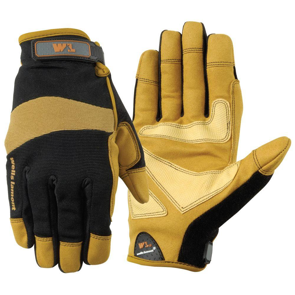 Wells Lamont Professional Grade X-Large Glove-DISCONTINUED