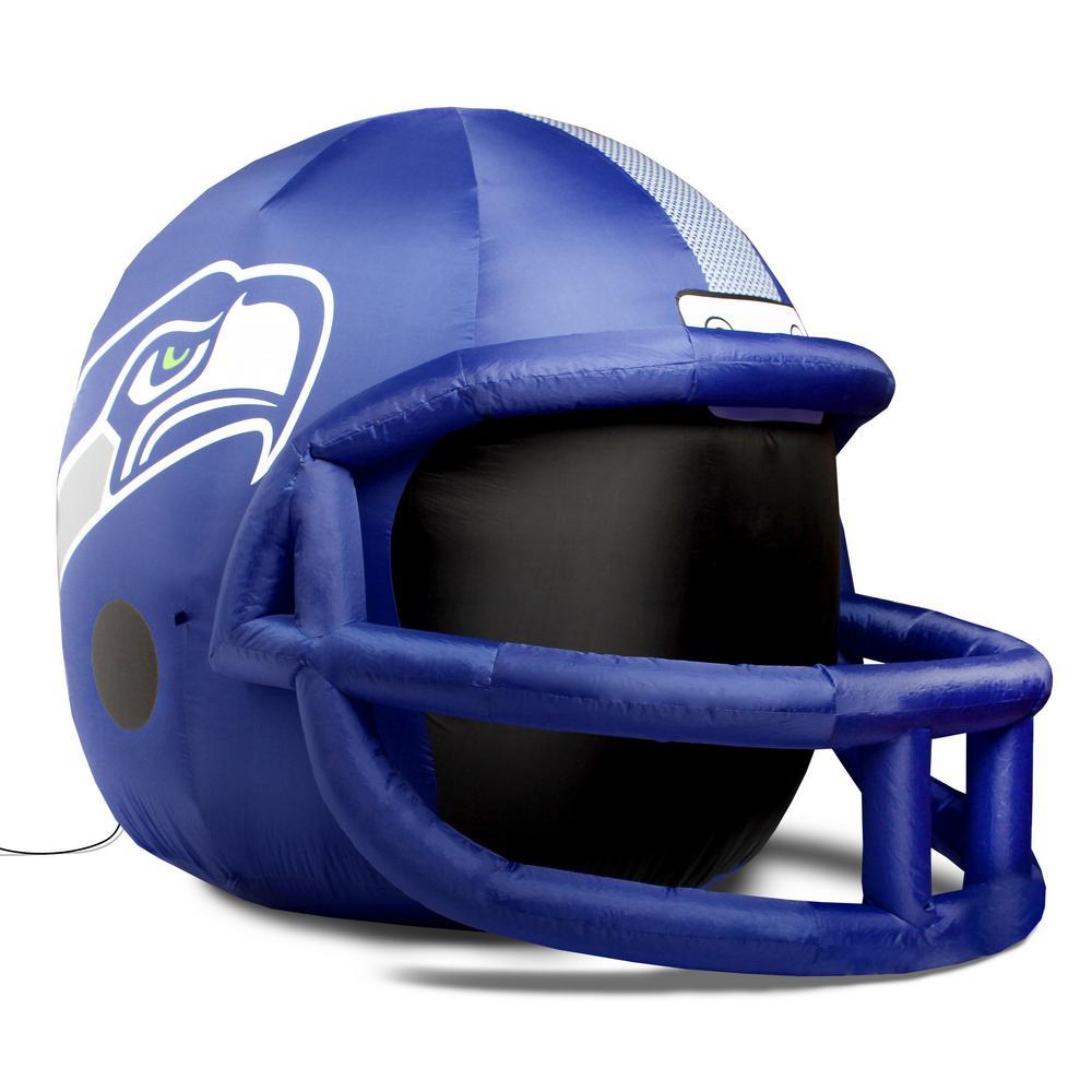 Nfl Seattle Seahawks Inflatable Helmet
