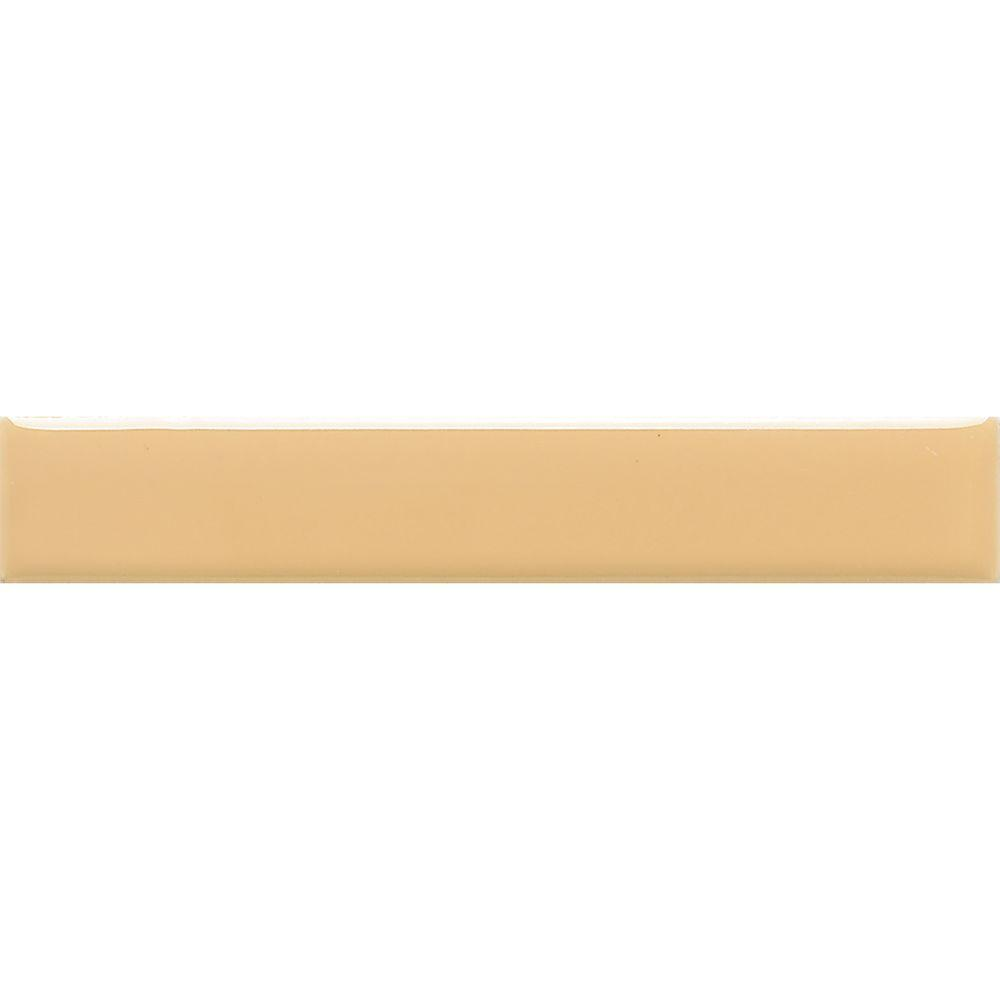Liners Luminary Gold 1 in. x 6 in. Ceramic Liner Trim