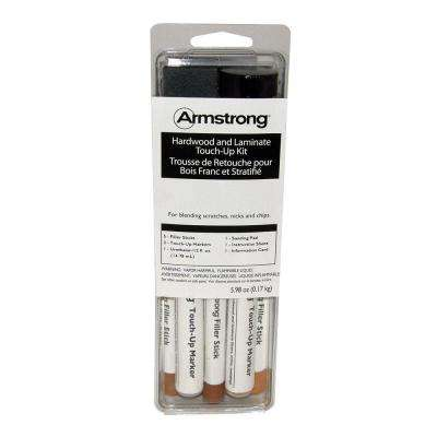 Red/Brown Wood Flooring Touch-Up Kit