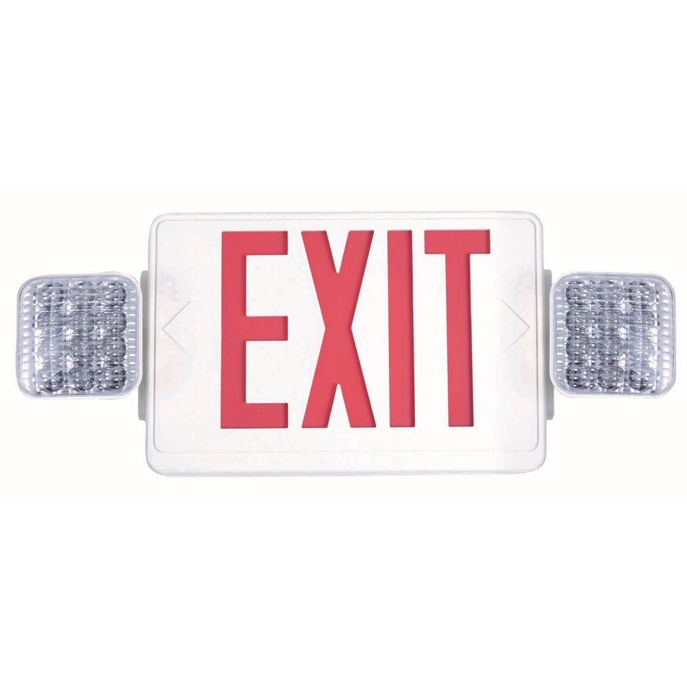 Emergency Exit Lights Commercial