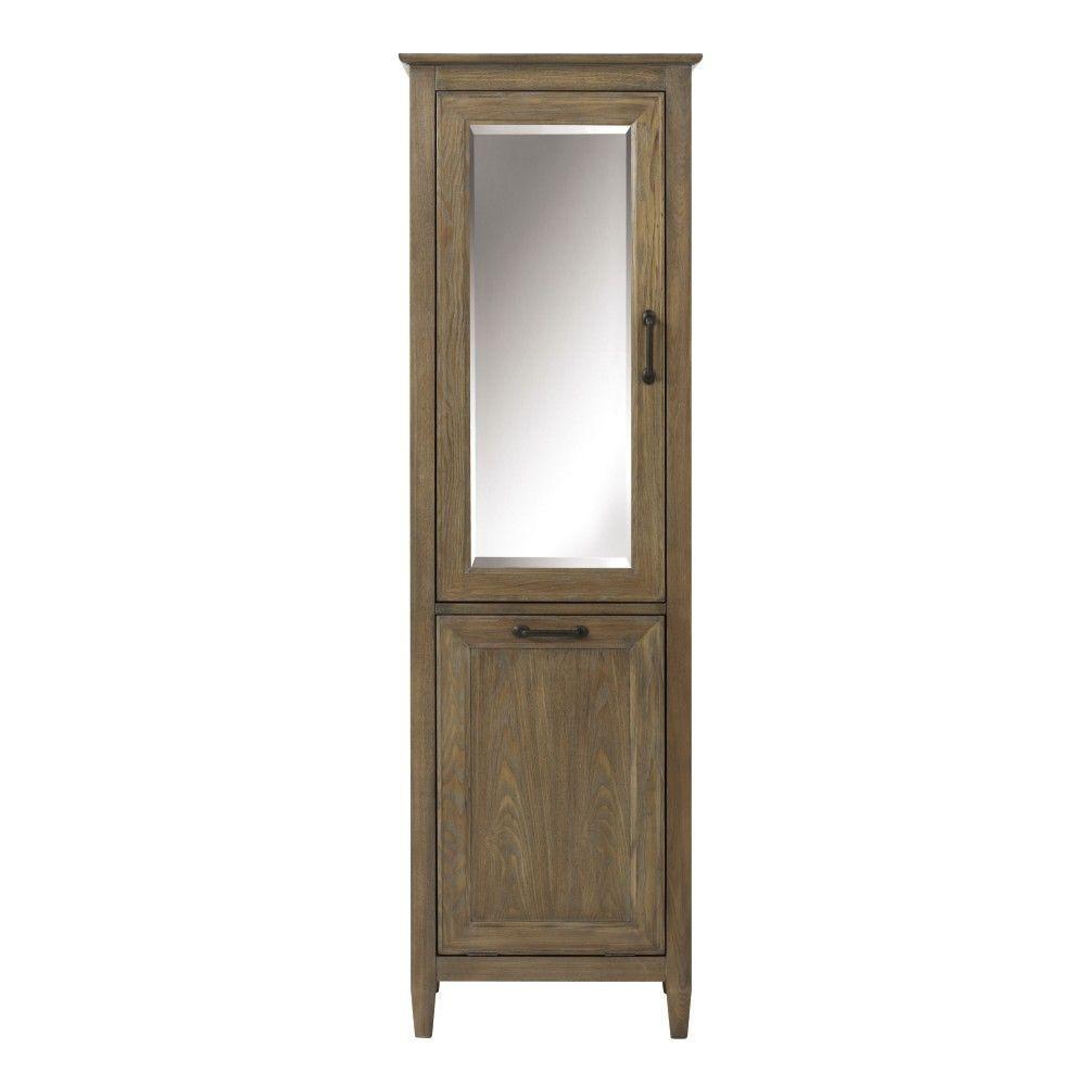 bathroom linen cabinets. Walden  Linen Cabinets Bathroom Storage The Home Depot