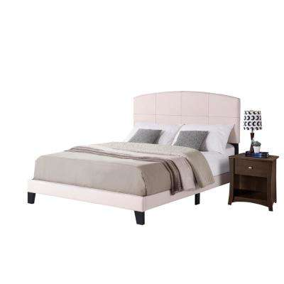 Southport Ecru Queen Bed