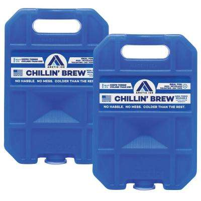 Chillin' Brew Series 1.5 lb. Freezer Pack  2-Pack