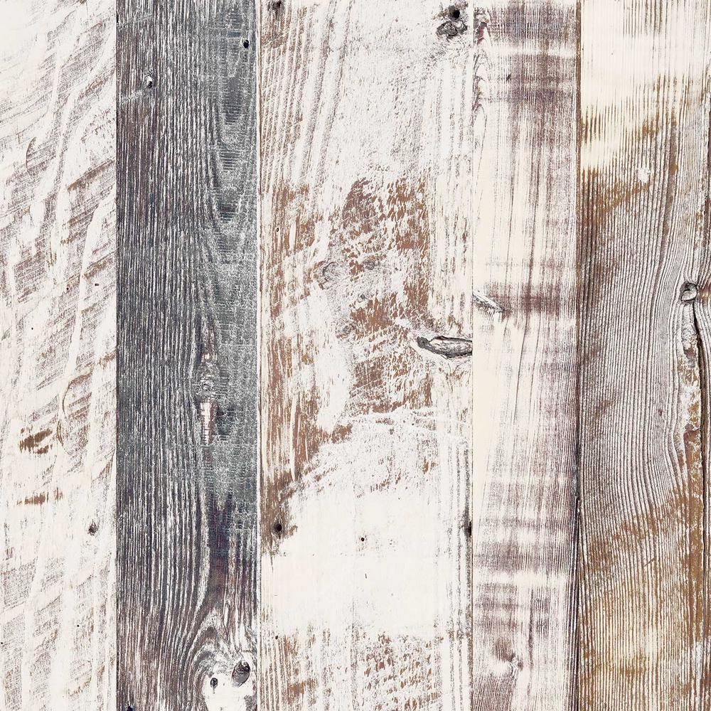 Laminate Sample In Antique Limed Pine