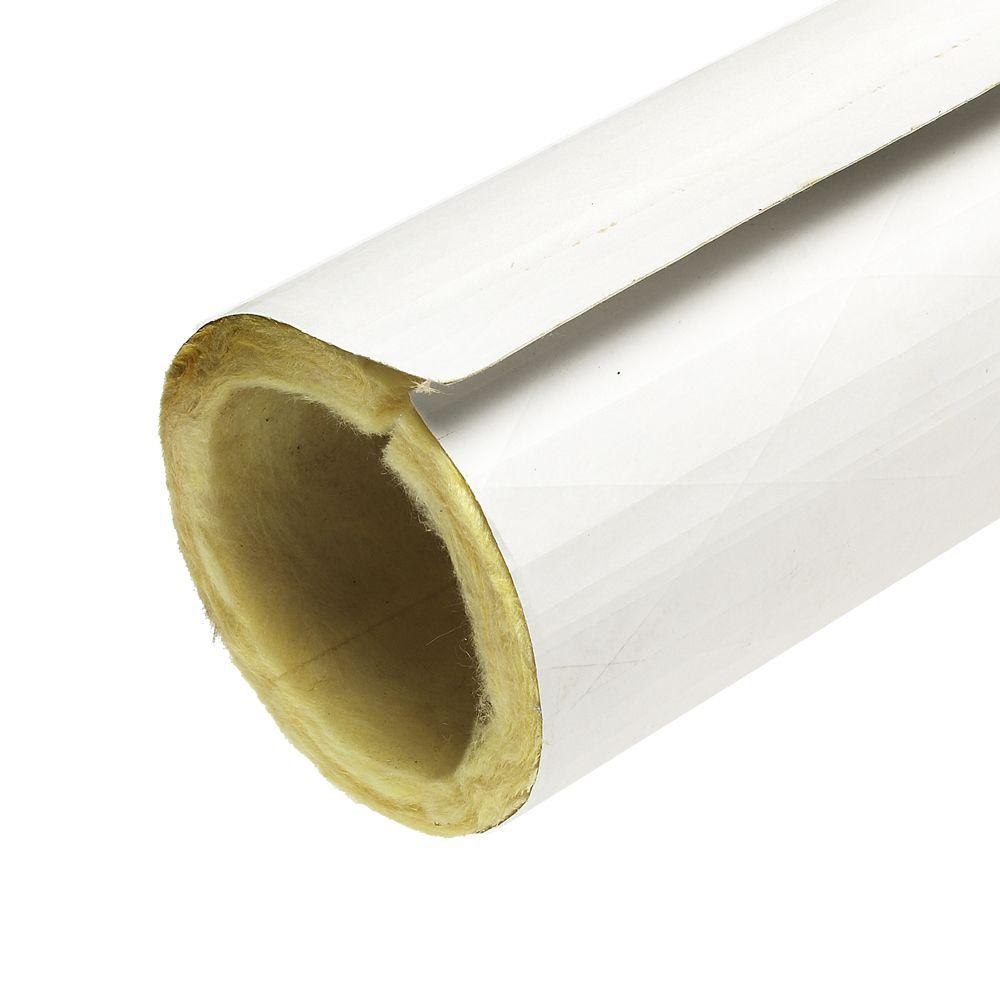 Fiberglass Pipe Insulation  sc 1 st  The Home Depot & 2 u0026 Up - Pipe Insulation - Plumbing - The Home Depot