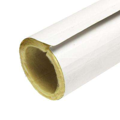 2-1/2 in. x 3 ft. Fiberglass Pipe Insulation