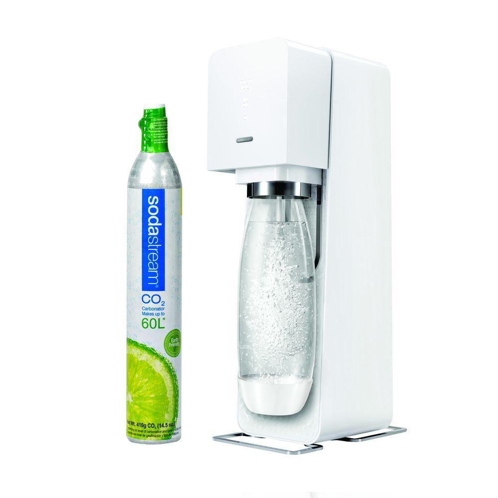 Sodastream Source Home Soda Maker Starter Kit In White 1719511016