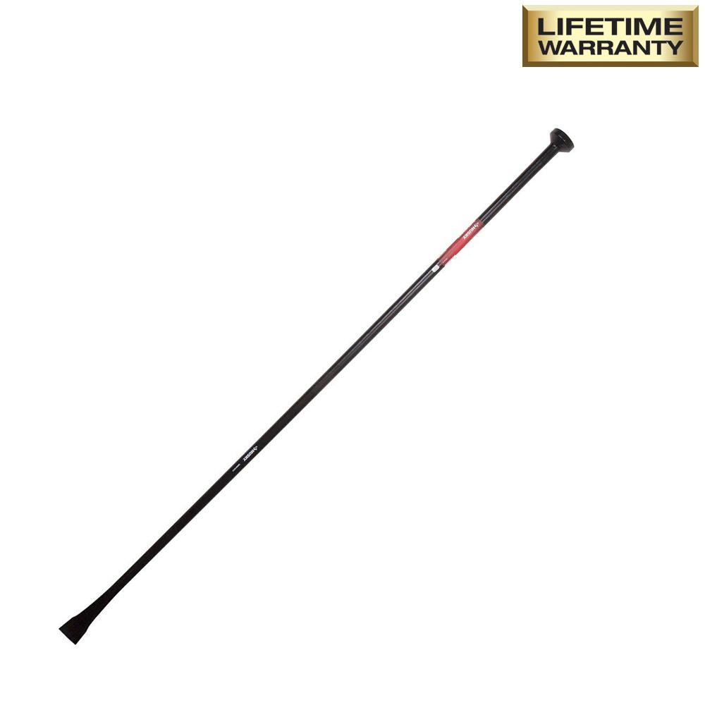 69 in. Post Hole Digger and Tamping Bar