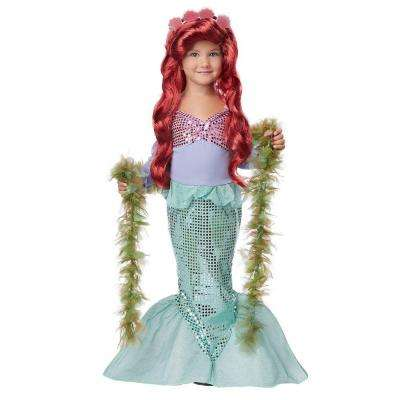 Lil Mermaid Toddler Costume