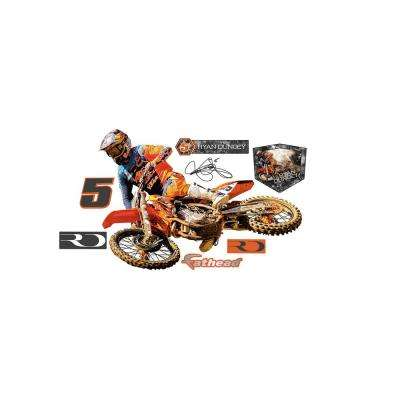 51 in. H x 75 in. W Ryan Dungey Wall Mural