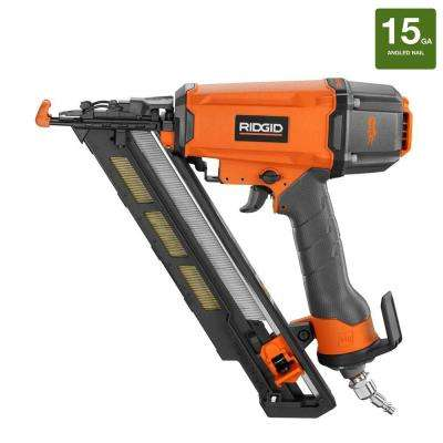 15-Gauge 2-1/2 in. Angled Finish Nailer