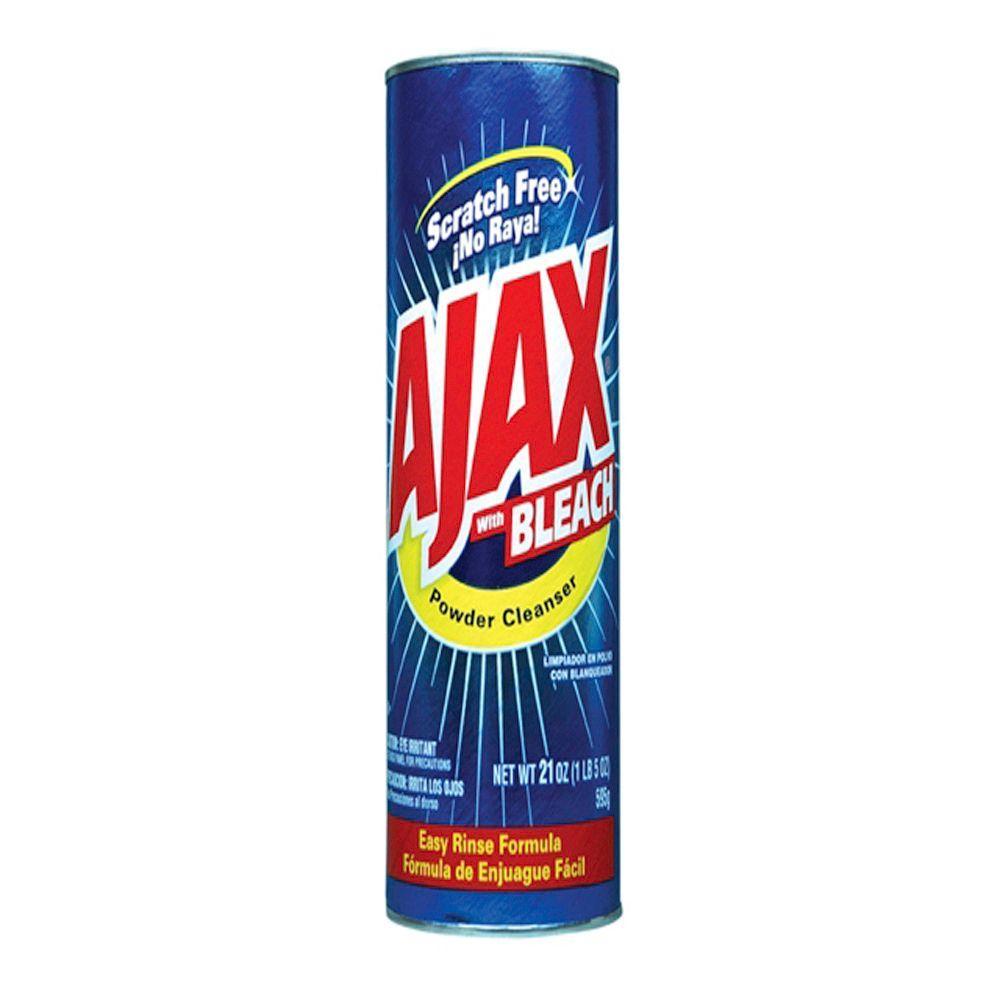 Colgate 4 Pack Ajax 21 OZ Cleanser With Bleach