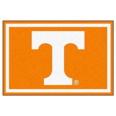 University of Tennessee 5 ft. x 8 ft. Area Rug