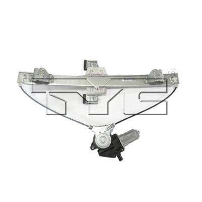Rear Left Power Window Motor and Regulator Assembly fits 2004-2014 Ford F-150