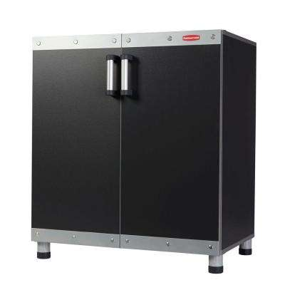 FastTrack 30 in. Garage Base Cabinet in Black