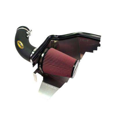 2015 Ford Mustang 3.7L V6 Race Style Intake System (Oiled)
