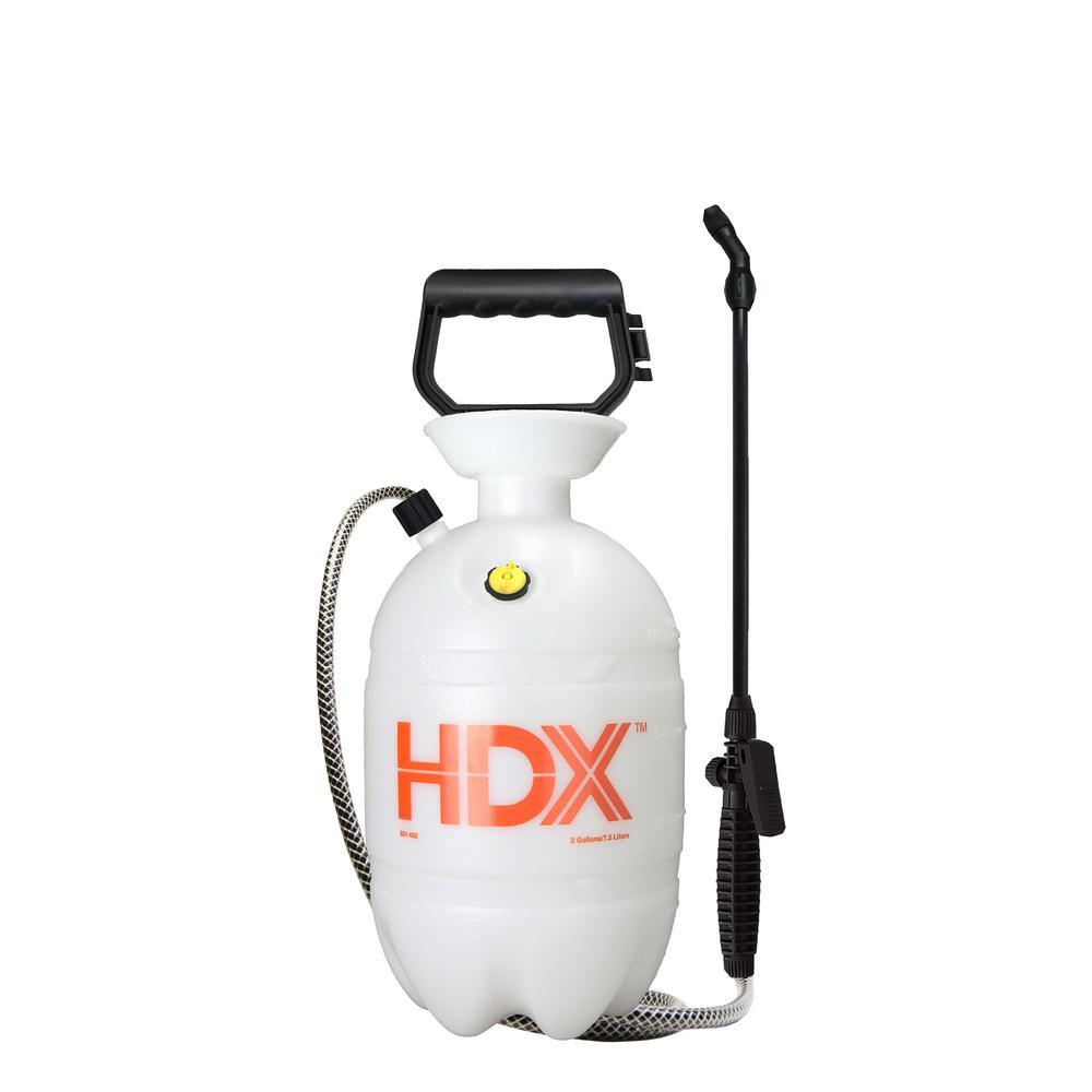 HDX 2 Gal.Pump Sprayer