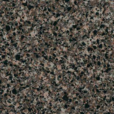4 ft. x 8 ft. Laminate Sheet in Blackstar Granite with Premium High Gloss