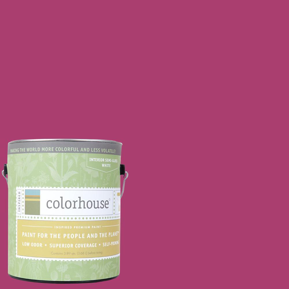 1 gal. Petal .04 Semi-Gloss Interior Paint