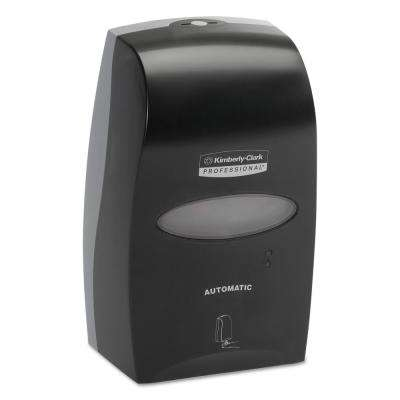 Kimberly Clark 1200 ml Black Electronic Cassette Skin Care Dispenser