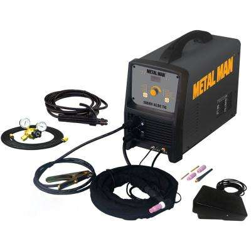 200 Amp Inverter AC/DC TIG Welder