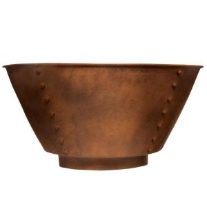 Kenroy Home Metalsmith 1-Light Rust Sconce by Kenroy Home
