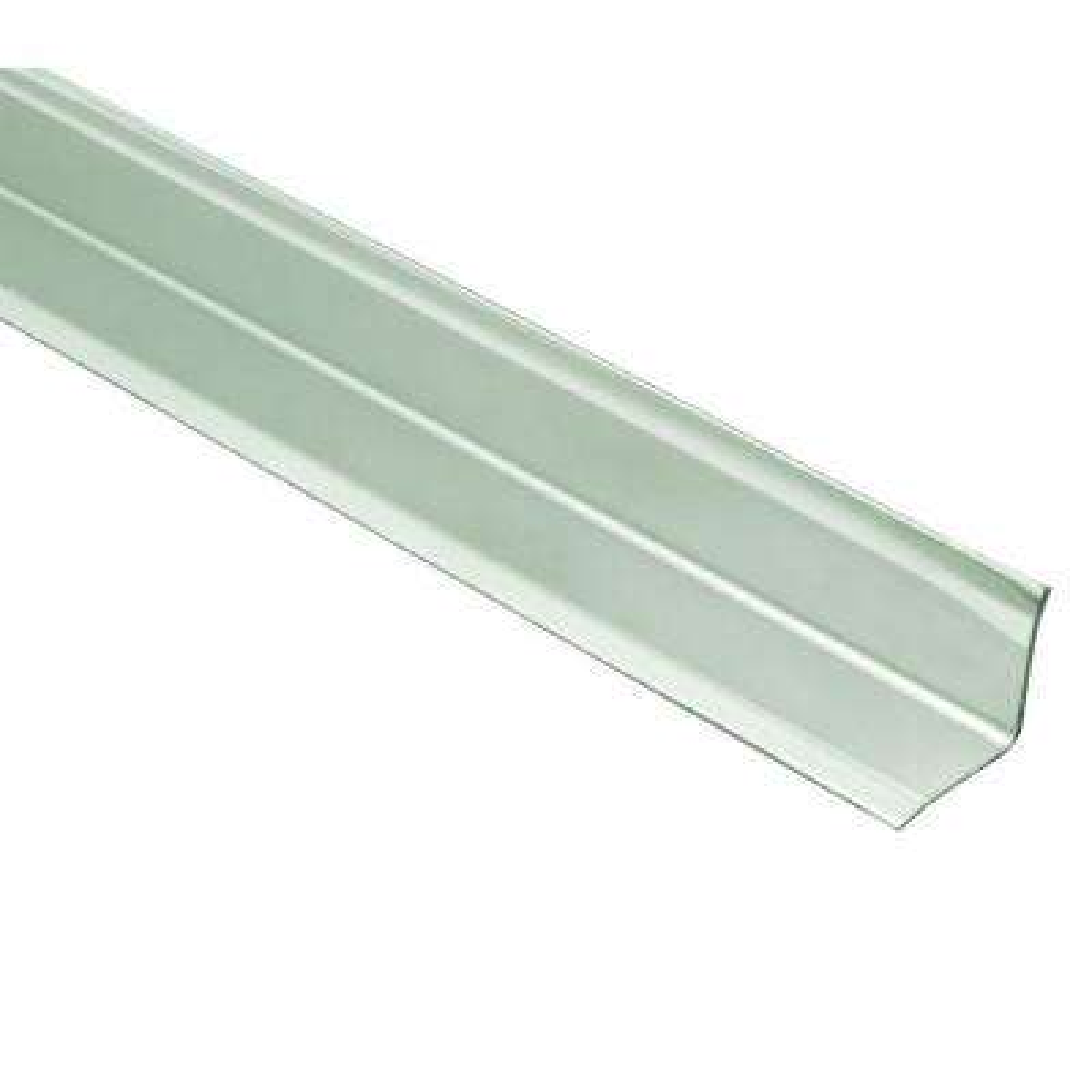 ECK-KI Stainless Steel 9/16 in. x 4 ft. 11 in. Metal Corner Tile Edging Trim