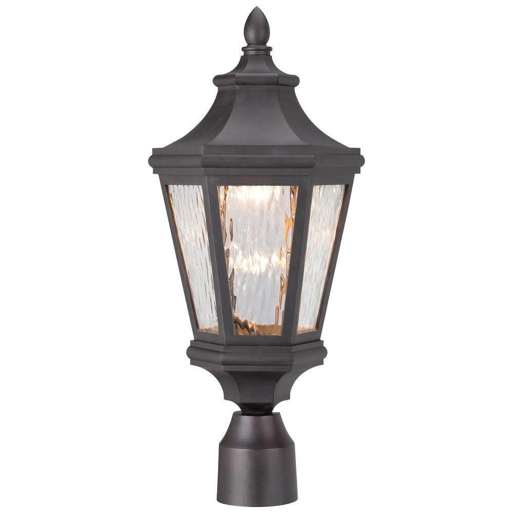 Outdoor Post Lights Led: The Great Outdoors By Minka Lavery Hanford Pointe Outdoor