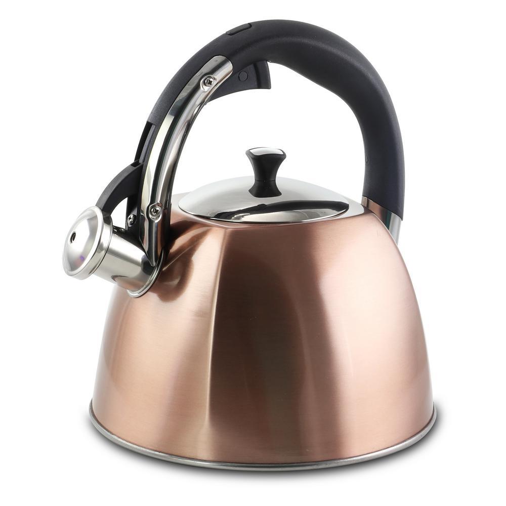 Belgrove 10-Cup Copper Tea Kettle