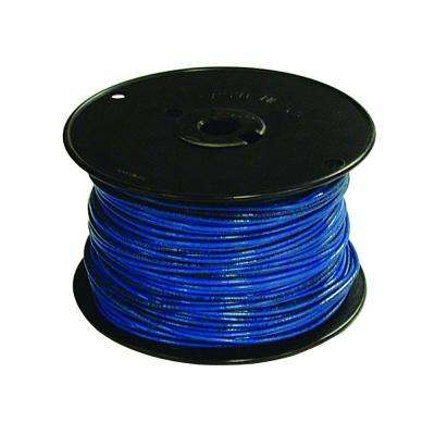 500 ft. 16 Blue Stranded TFFN Fixture Wire